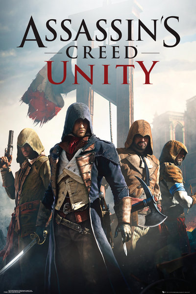 Assassin's Creed Unity [v 1.5.0 + DLCs] (2014) PC | RePack от R.G. Механики