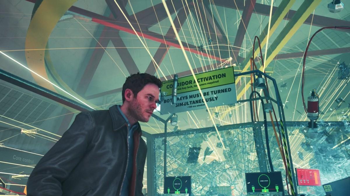 Скриншот Quantum Break [Update 2] (2016) PC | RePack от R.G. Механики