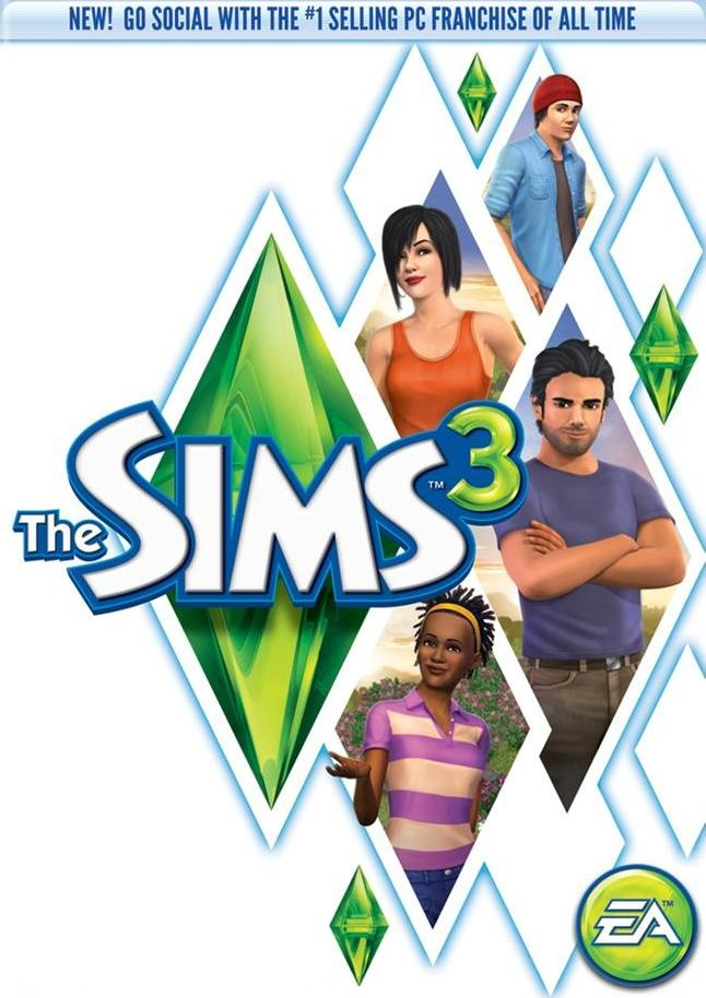 The Sims 3: Complete Edition (2009-2013) РС | Repack от R.G. Механики