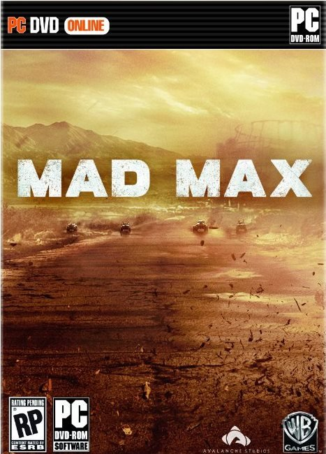 Mad Max [v 1.0.3.0 + DLC's] (2015) PC | RePack от R.G. Механики