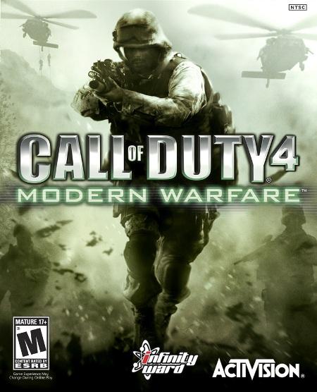 Call of Duty 4: Modern Warfare (2007) PC | Repack от R.G. Механики