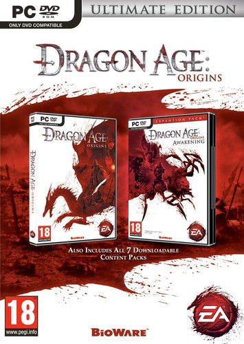 Dragon Age: Anthology (2009-2011) PC | RePack от R.G. Механики