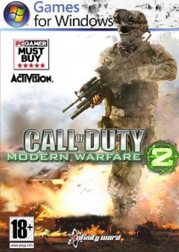 Call of Duty: Modern Warfare 2 (2009) PC | Rip от R.G. Механики