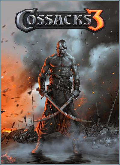 Казаки 3 / Cossacks 3 [v 1.8.7.81.5664 + 7 DLC] (2016) PC | RePack от R.G. Механики