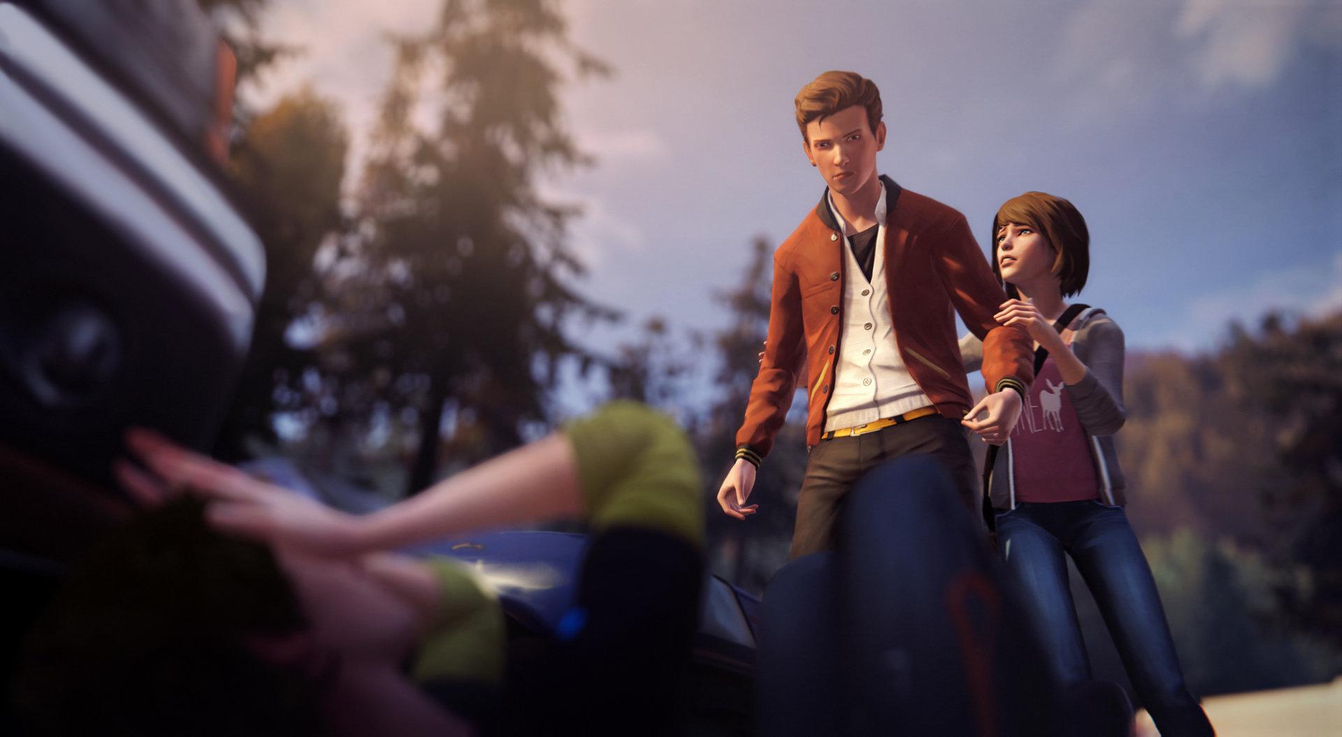 Скриншот Life Is Strange: Complete Season (2015) PC | RePack от R.G. Механики