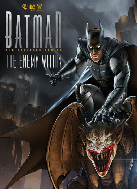 Batman: The Enemy Within - Episode 1-2 (2017) PC