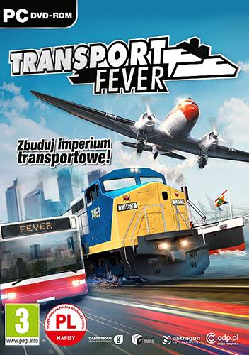Transport Fever [Build 13505] (2016) PC