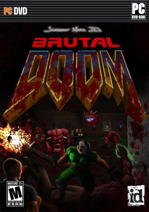 Doom - Brutal Doom [20b] (2016) PC