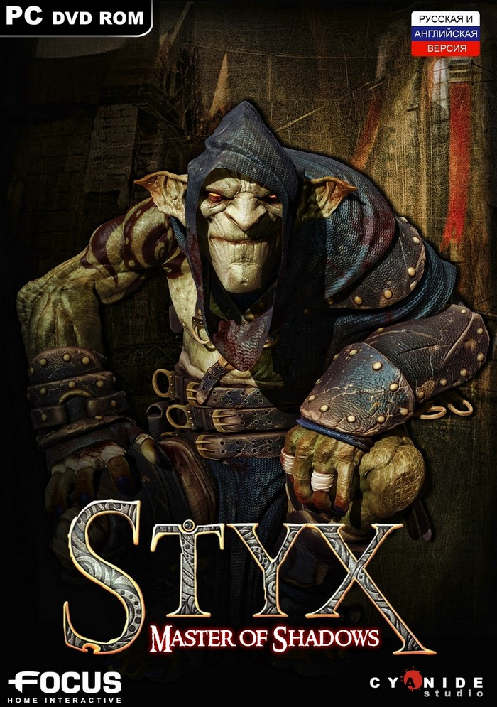 Styx: Master of Shadows (2014) PC | RePack от R.G. Механики