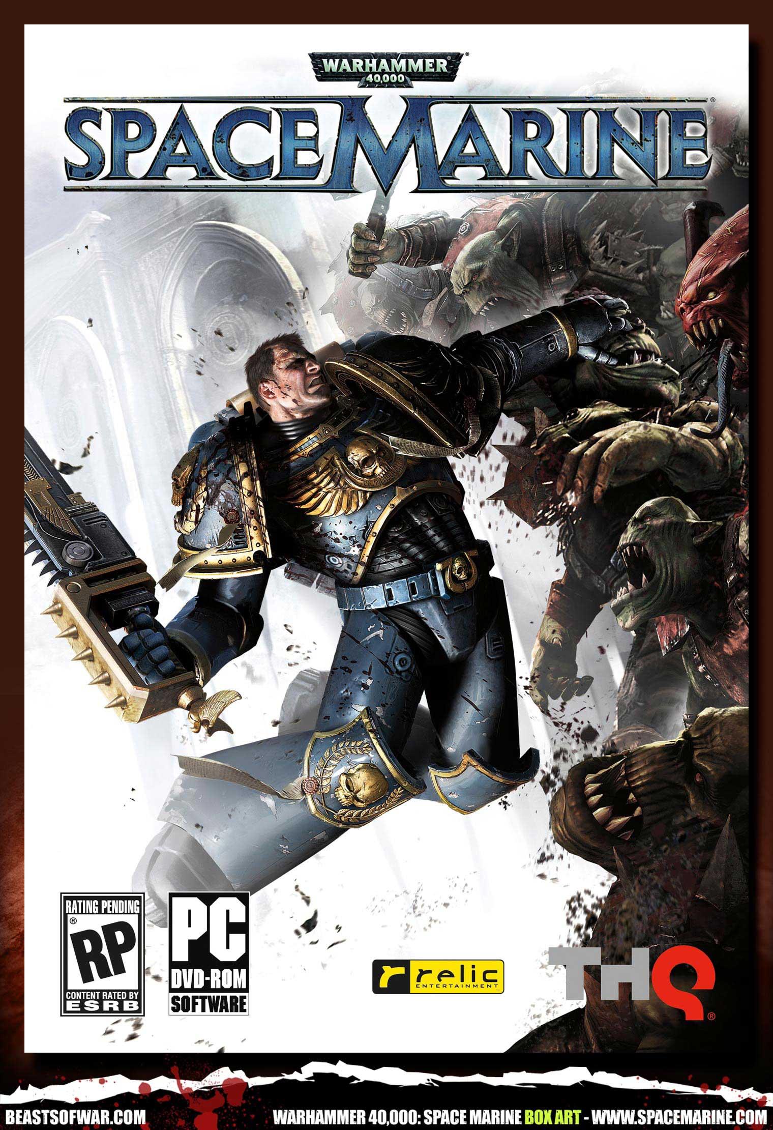 Warhammer 40,000: Space Marine (2011) РС | RePack от R.G. Механики