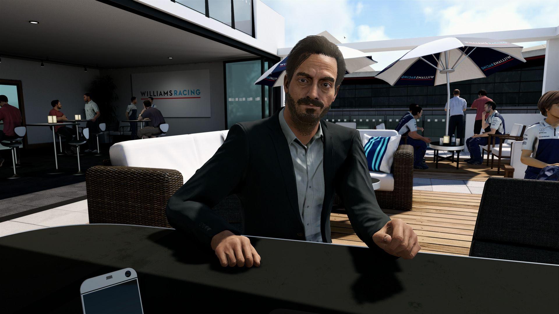 Скриншот F1 2017 (2017) PC