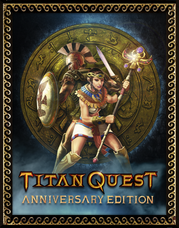 Titan Quest: Anniversary Edition [v 1.45] (2016) PC | RePack от R.G. Механики