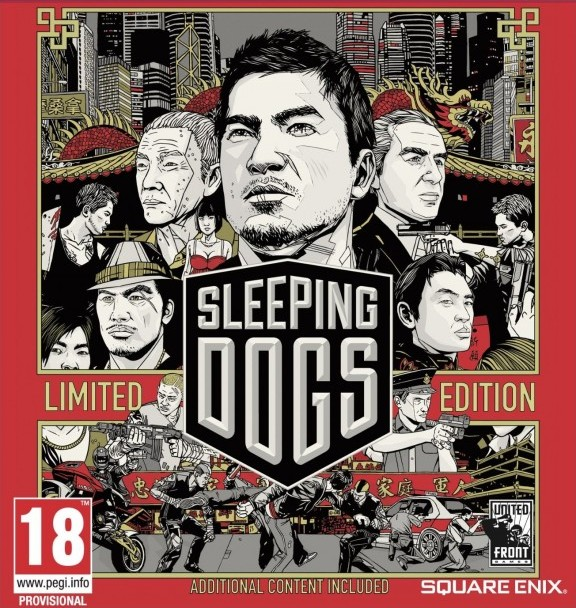 Sleeping Dogs - Limited Edition [v 2.1] (2012) PC | RePack от R.G. Механики