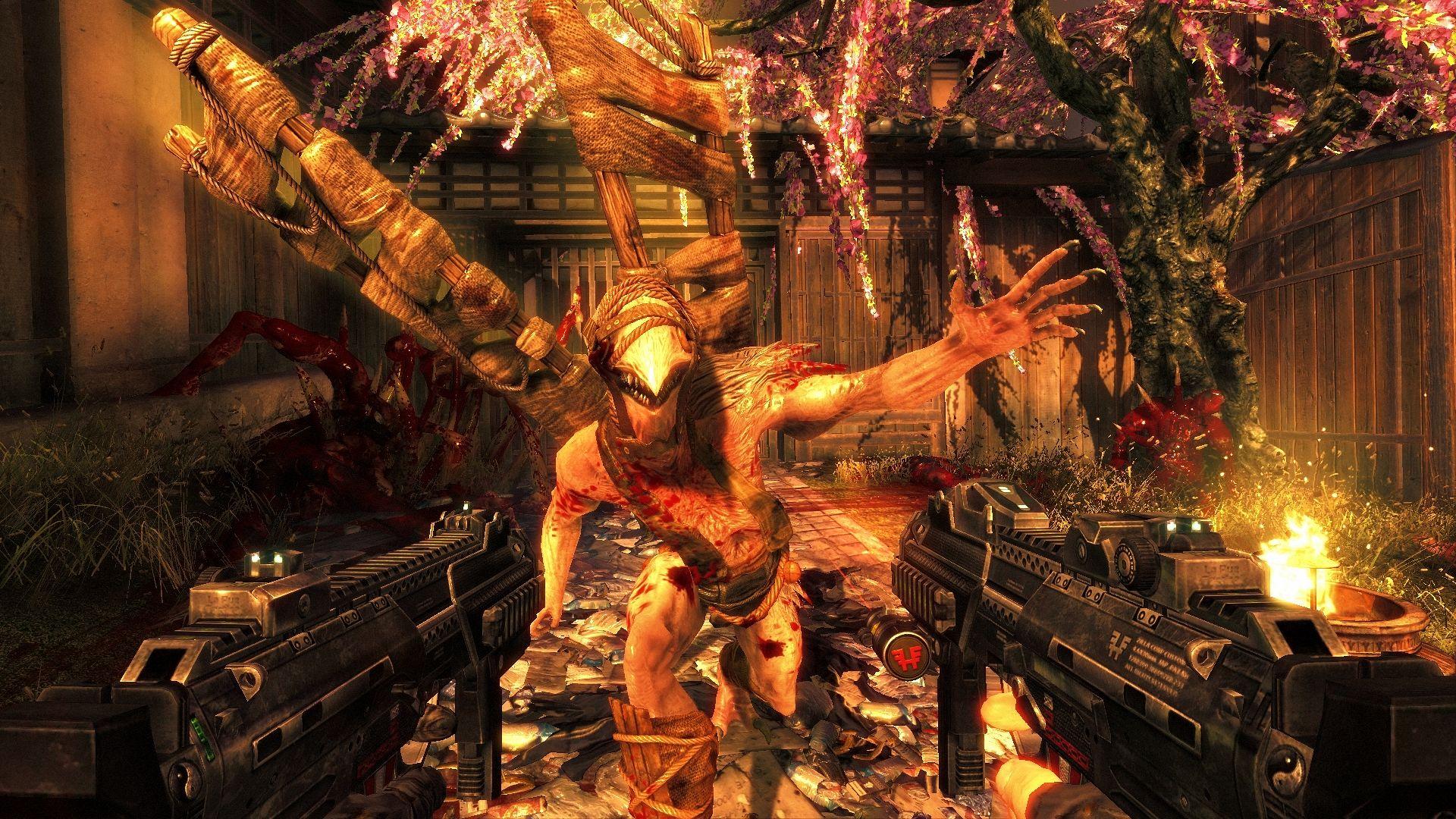 Скриншот Shadow Warrior 2: Deluxe Edition [v 1.1.11.0 u13] (2016) PC