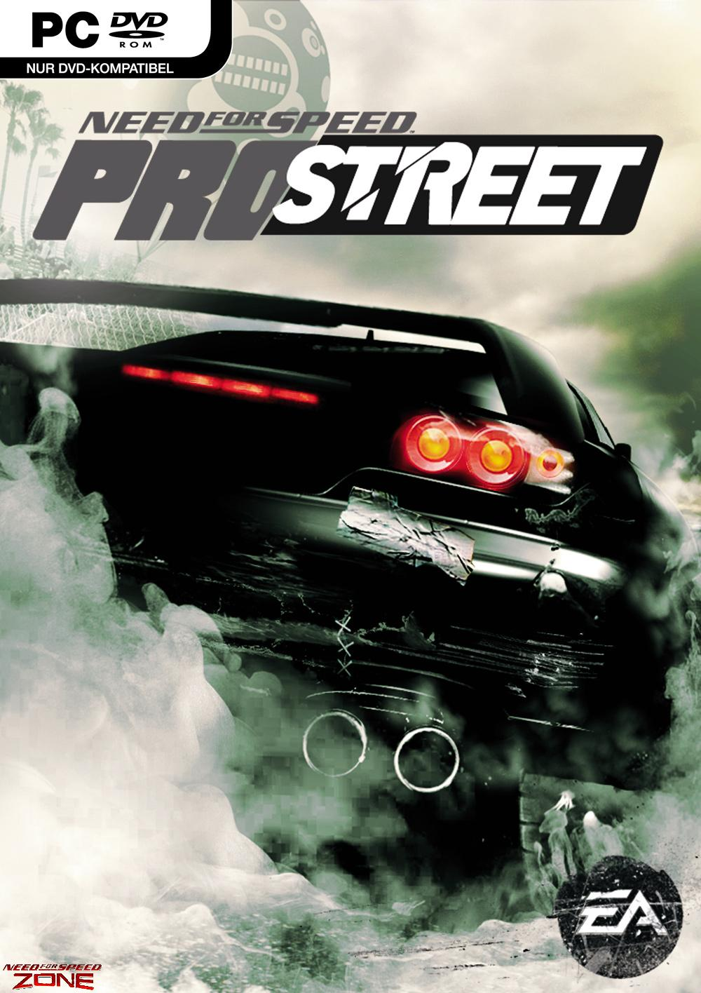 Need for Speed: ProStreet (2007) PC