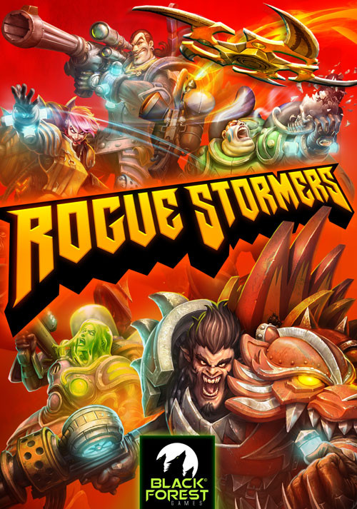 Rogue Stormers (2016) PC
