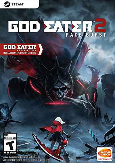 God Eater 2: Rage Burst (2016) PC