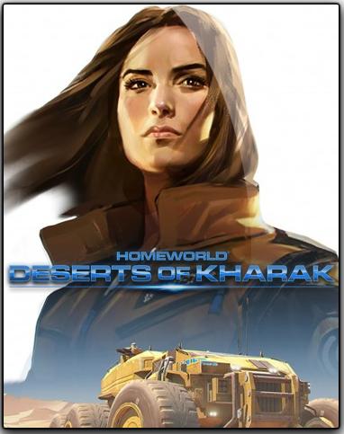 Homeworld: Deserts of Kharak [v 1.2.1 + 3 DLC] (2016) PC
