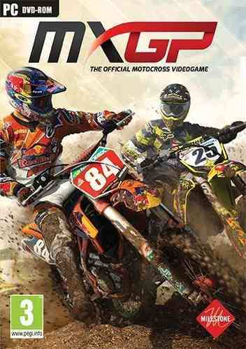 MXGP 2 The Official Motocross Videogame (2014) PC