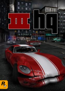 GTA 3 / Grand Theft Auto III High Quality (2002-2016) PC