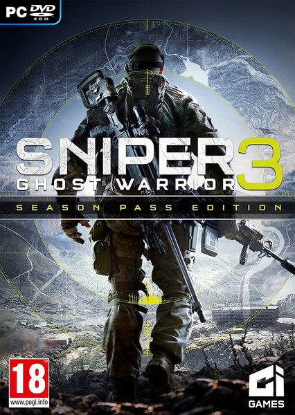 Sniper Ghost Warrior 3: Season Pass Edition (2017) PC | RePack от R.G. Механики