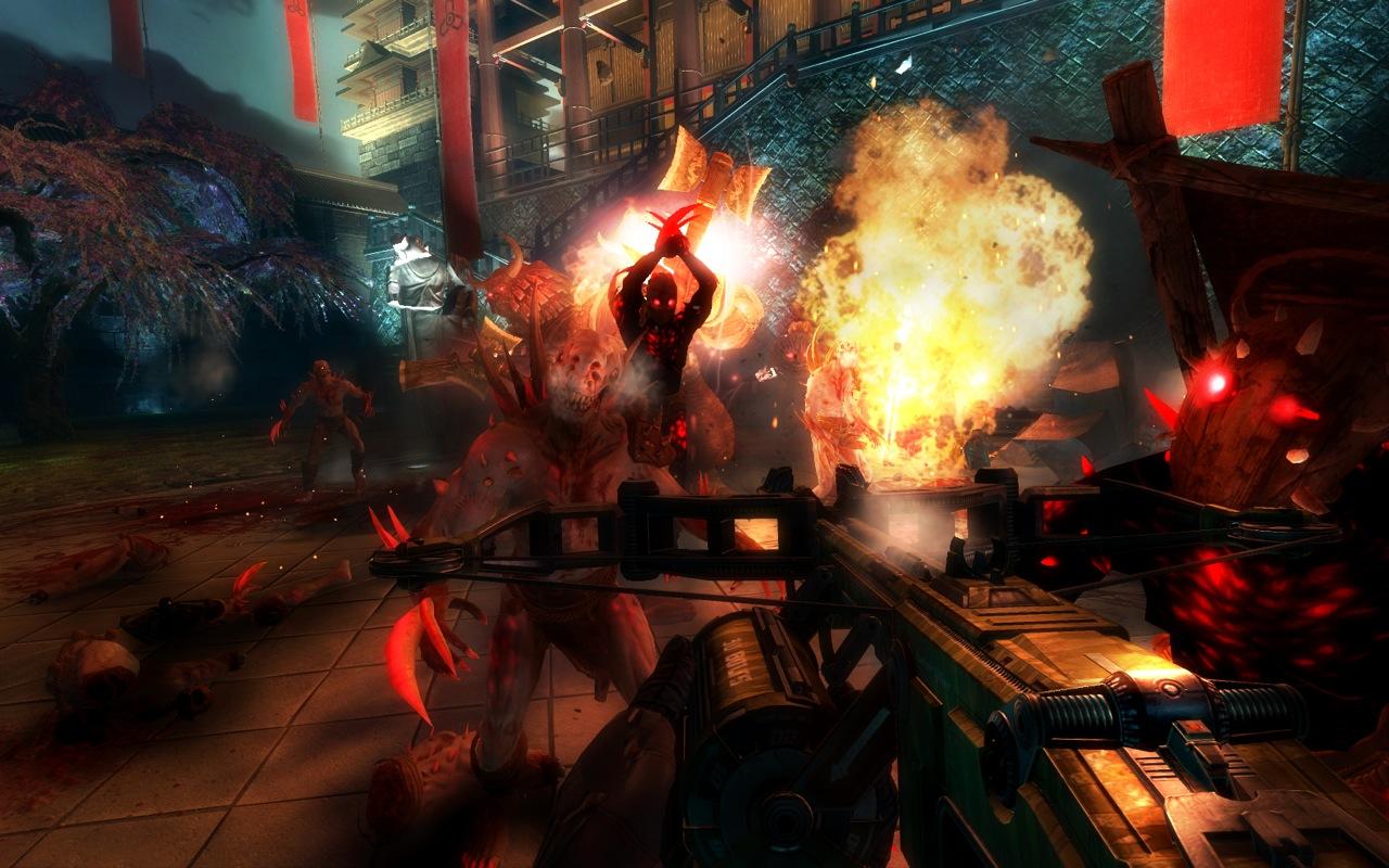 Скриншот Shadow Warrior [v 1.1.3] (2013) PC | RePack от R.G. Механики