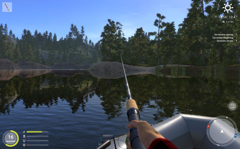 Рыбалка на пк скачать через торрент
