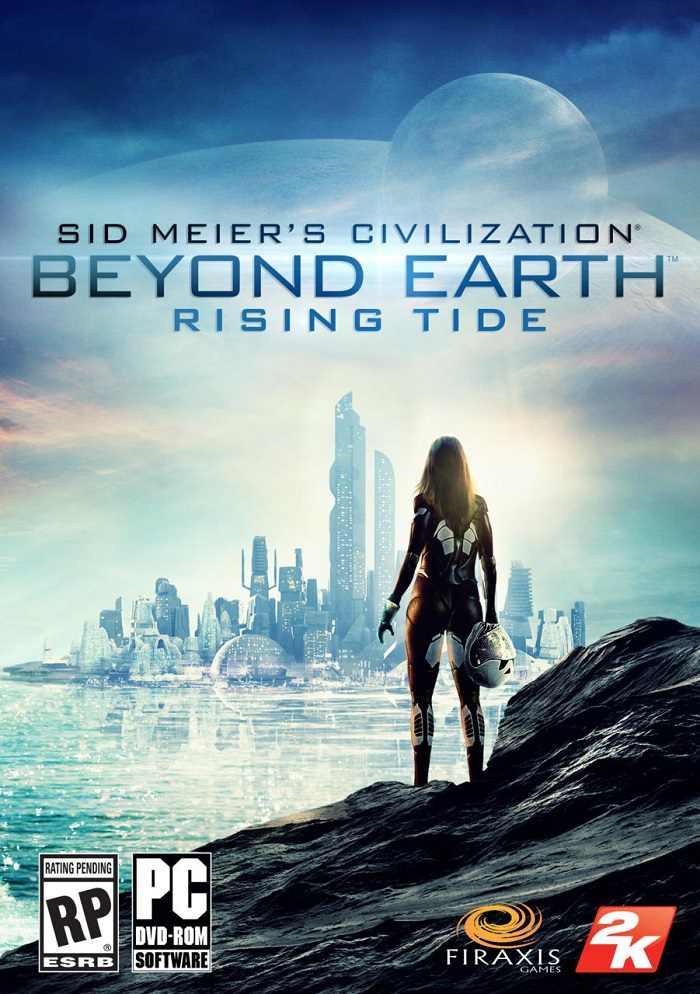 Sid Meier's Civilization: Beyond Earth Rising Tide [v 1.1.2.4035 + 2 DLC] (2014) PC | RePack от R.G. Механики