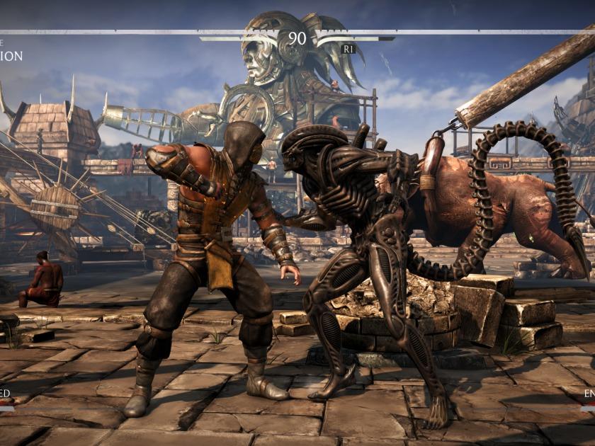 Скриншот Mortal Kombat XL: Premium Edition [Update 1] (2016) PC