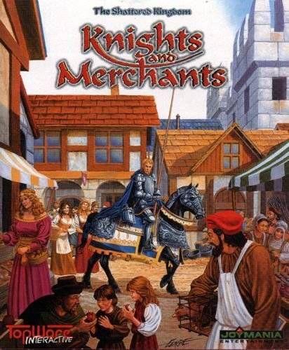 Война и Мир: Антология / Knights and Merchants: Anthology (1998-2001) PC | RePack от R.G. Механики
