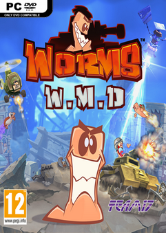 Worms W.M.D (2016) PC