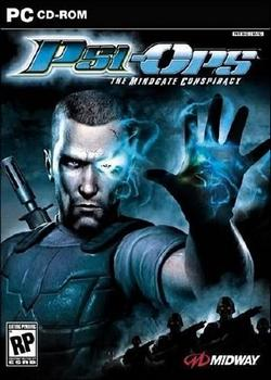 Psi-Ops: Врата разума / Psi-Ops: The Mindgate Conspiracy (2005) PC | RePack от R.G. Механики