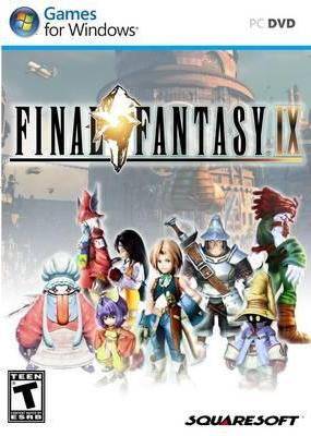 Final Fantasy IX (2016) PC | RePack от R.G. Механики