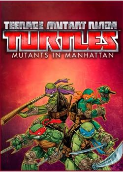 Teenage Mutant Ninja Turtles: Mutants in Manhattan (2016) PC