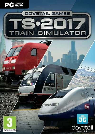 Train Simulator 2017 Pioneers Edition [58.3a] (2016) PC