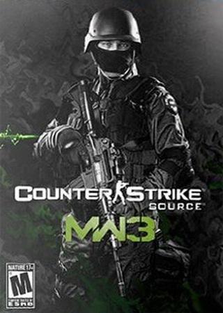 Counter-Strike Source v.34 Modern Warfare 4 (2013) PC