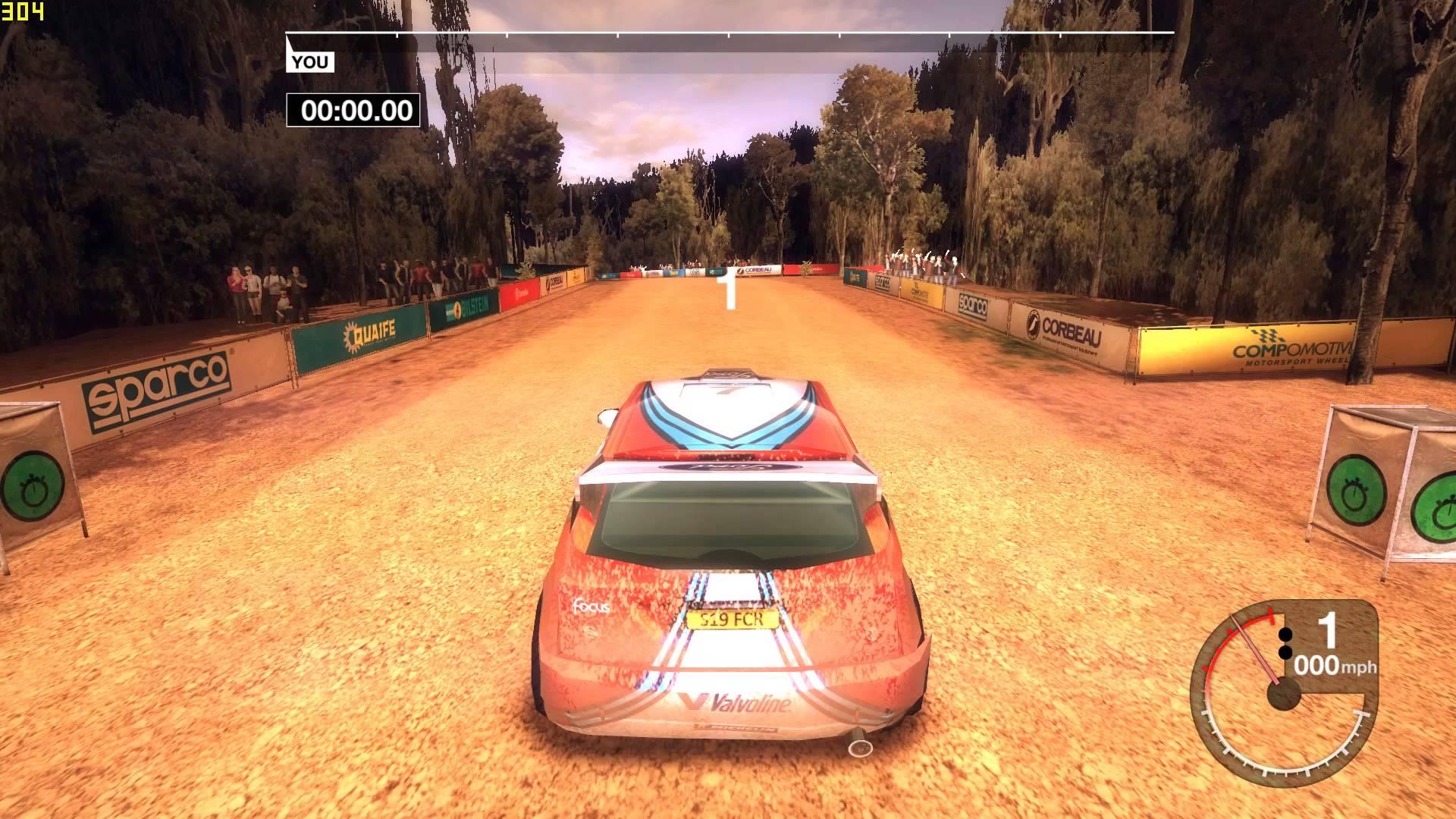 Скриншот Colin McRae Rally Remastered (2014) PC | RePack от R.G. Механики