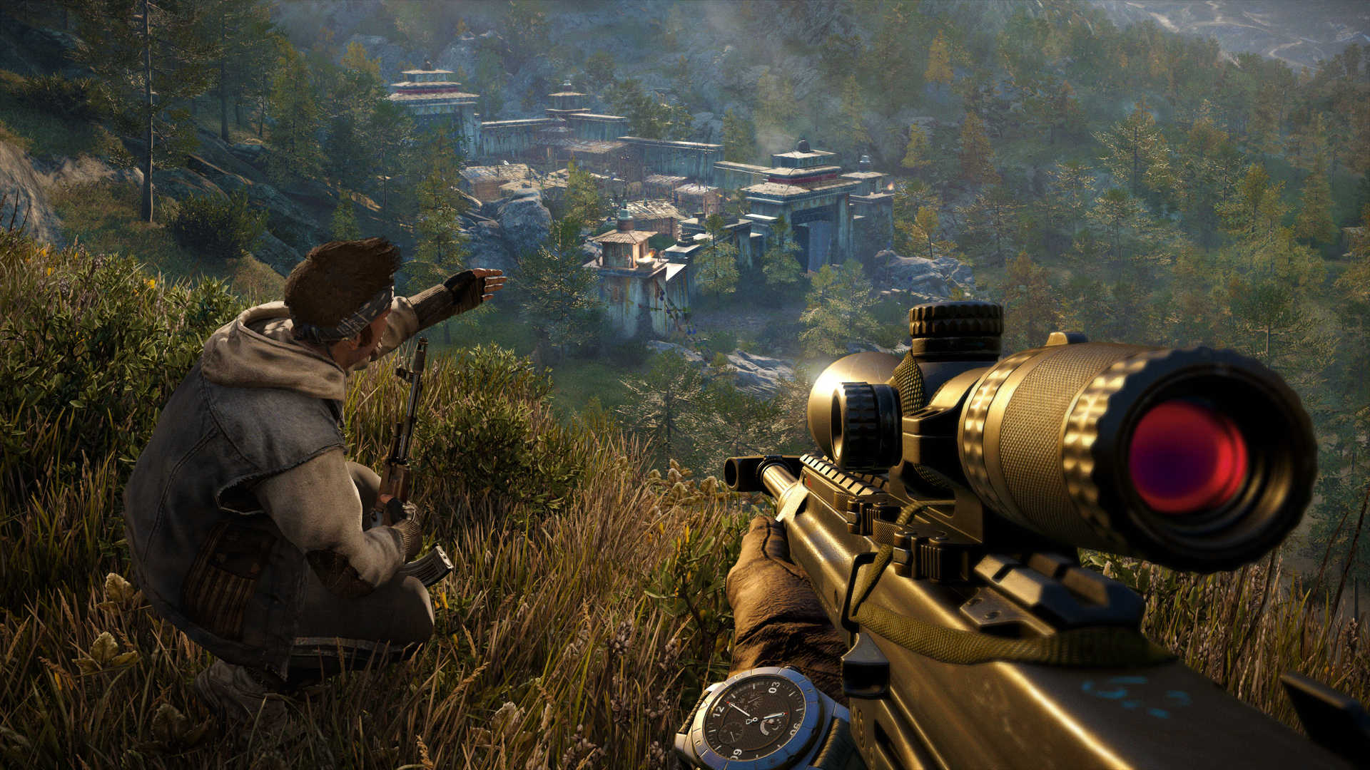 Скриншот Far Cry 4: Valley of the Yetis Overrun (2015) PC