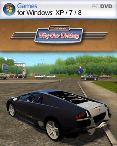 City Car Driving [v 1.5.4] (2016) PC