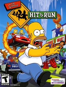 The Simpsons: Hit & Run (2003) PC | RePack от R.G. Механики