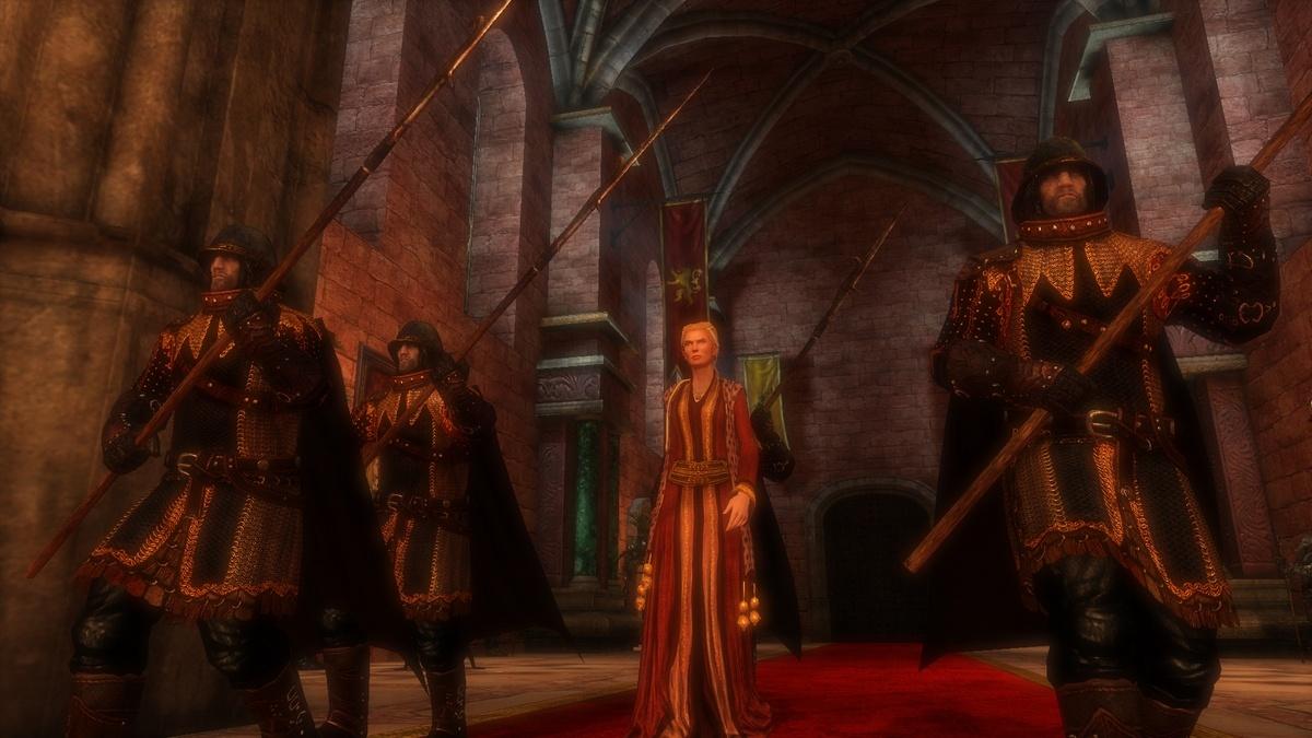 Скриншот Игра престолов / Game of Thrones (2012) PC | RePack от R.G. Механики