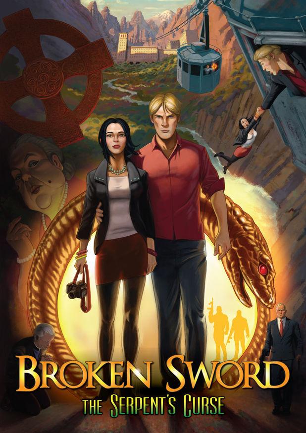 Broken Sword 5: The Serpent's Curse. Episode One & Two (2013-2014) PC | RePack от R.G. Механики