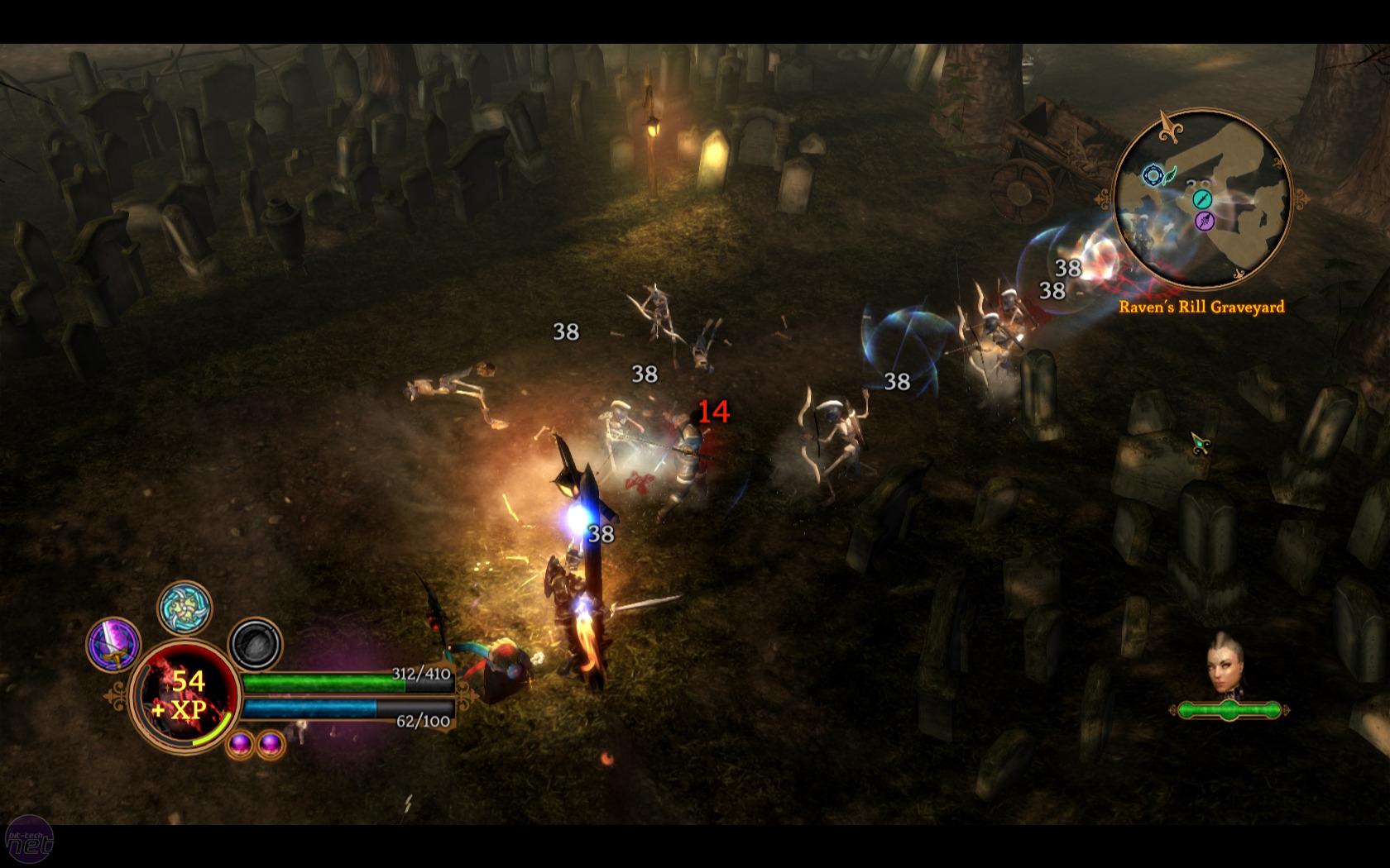 Скриншот Dungeon Siege 3 (2011) PC   RePack от R.G. Механики