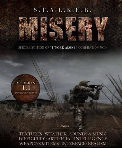 Скачать stalker call of pripyat misery 2. 2 (2014) через торрент.
