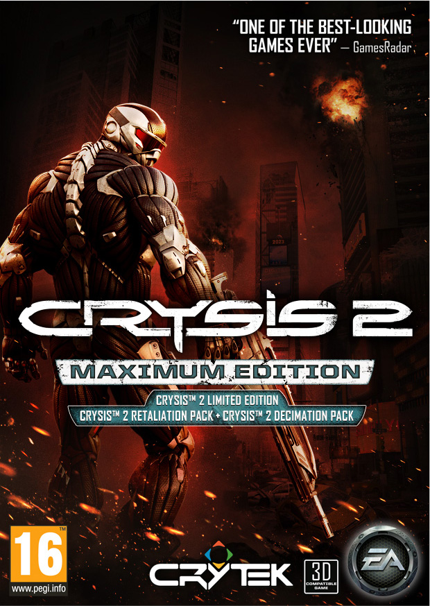 Crysis Maximum Edition (2007-2011) PC | RePack от R.G. Механики