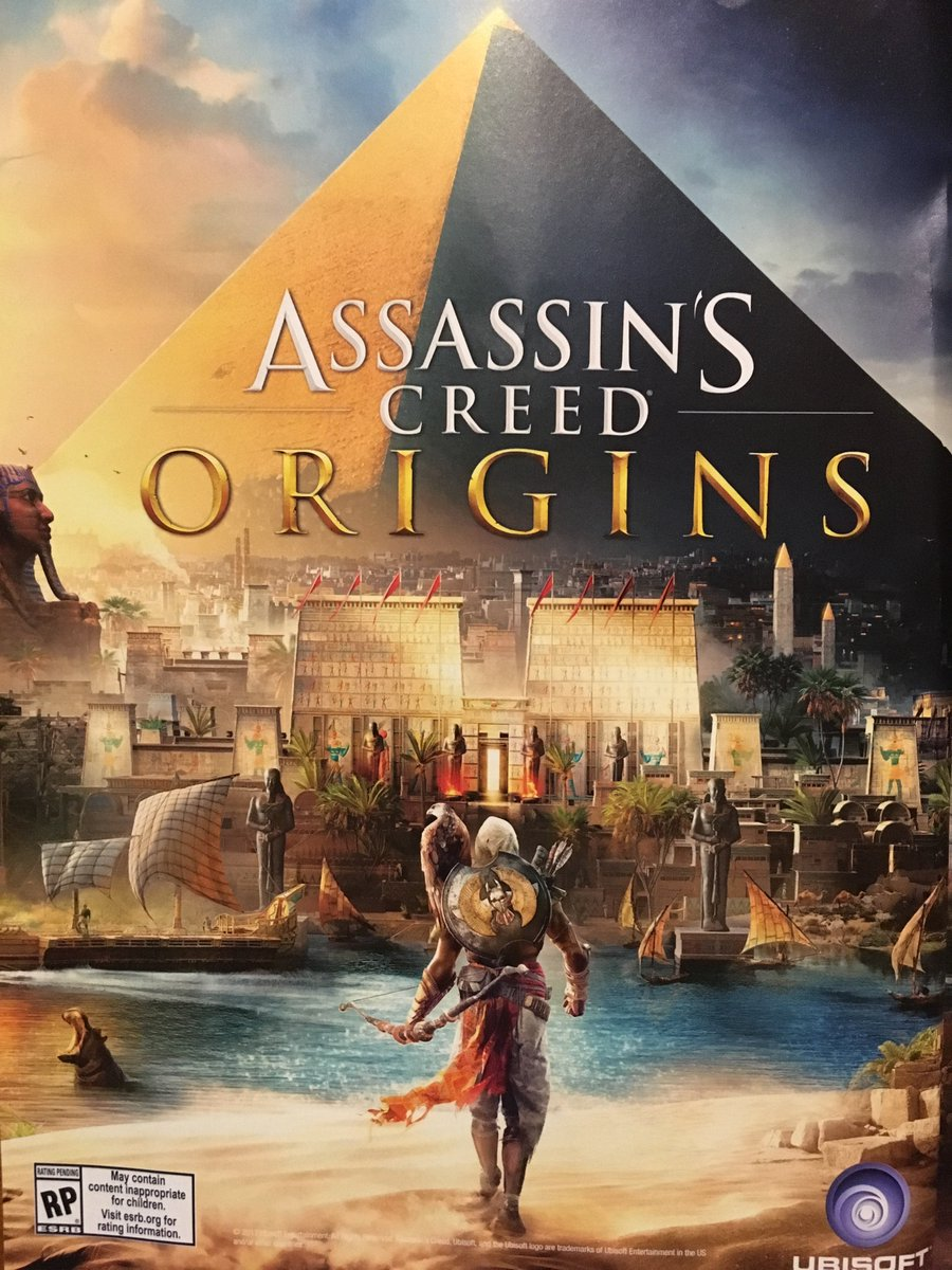 Assassin's Creed: Origins (2017) PC