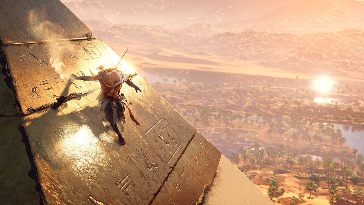 Скриншот Assassin's Creed: Origins (2017) PC