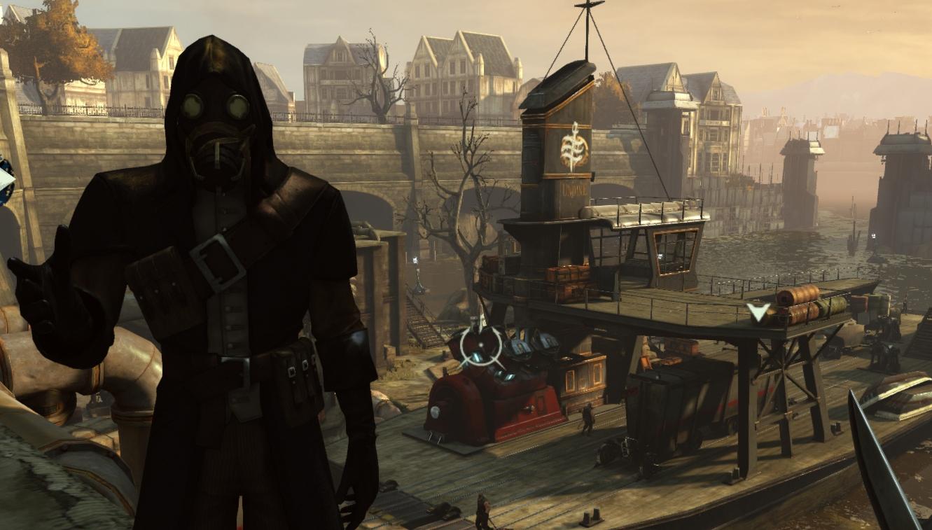 Скриншот Dishonored - Game of the Year Edition (2012) PC | RePack от R.G. Механики