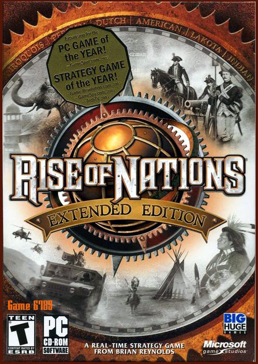 Rise of Nations: Extended Edition (2014) PC | RePack от R.G. Механики