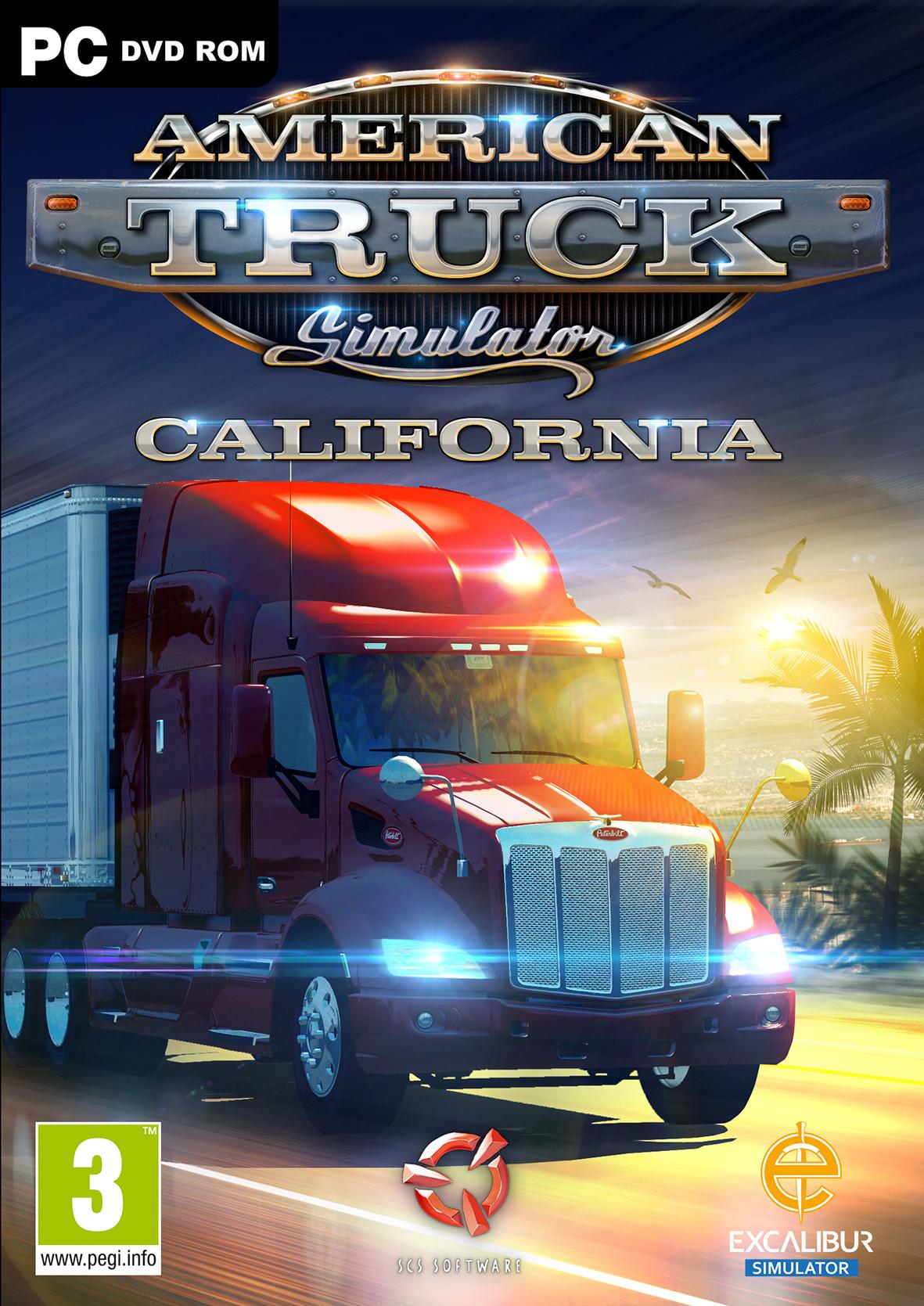 American Truck Simulator [v 1.6.2.4s + 14 DLC] (2016) PC | RePack от R.G. Механики